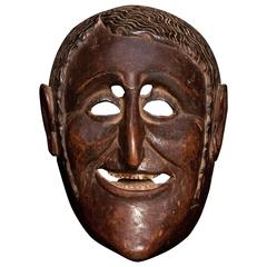 19th Century Dance Mask from Guatemala