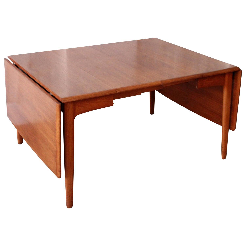 1960s Svend Aage Madsen Teak Coffee Table for Karl Lindegaard at
