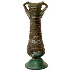 Roman Glass Bottle, 1st-3rd Century AD