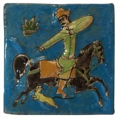 Old Persian Tile