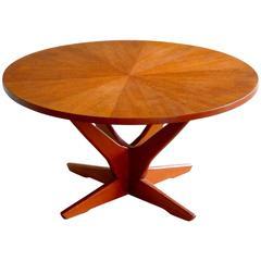 Cocktail Table by Soren Georg Jensen for Kubus