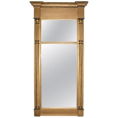 Federal-Style Gilt Pier Mirror