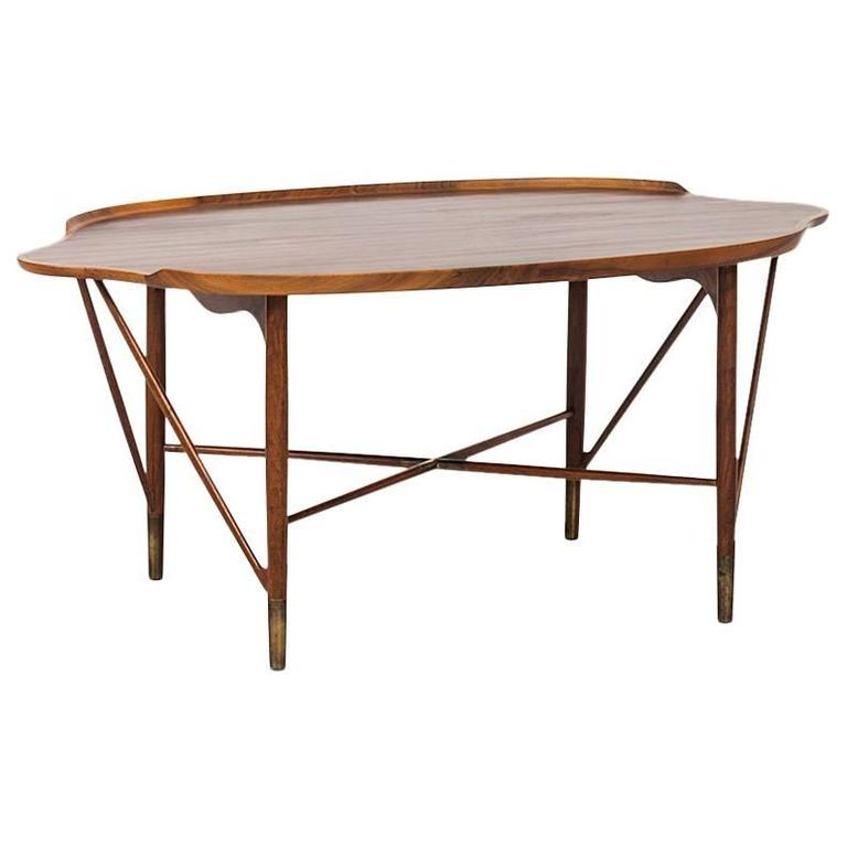 William Watting Coffee Table by Michael Laursen in Denmark
