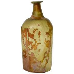 Roman Glass Bottle, First-Third Century AD