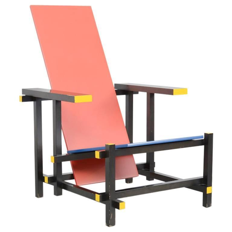 Gerrit rietveld furniture
