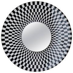 Fornasetti Convex Mirror