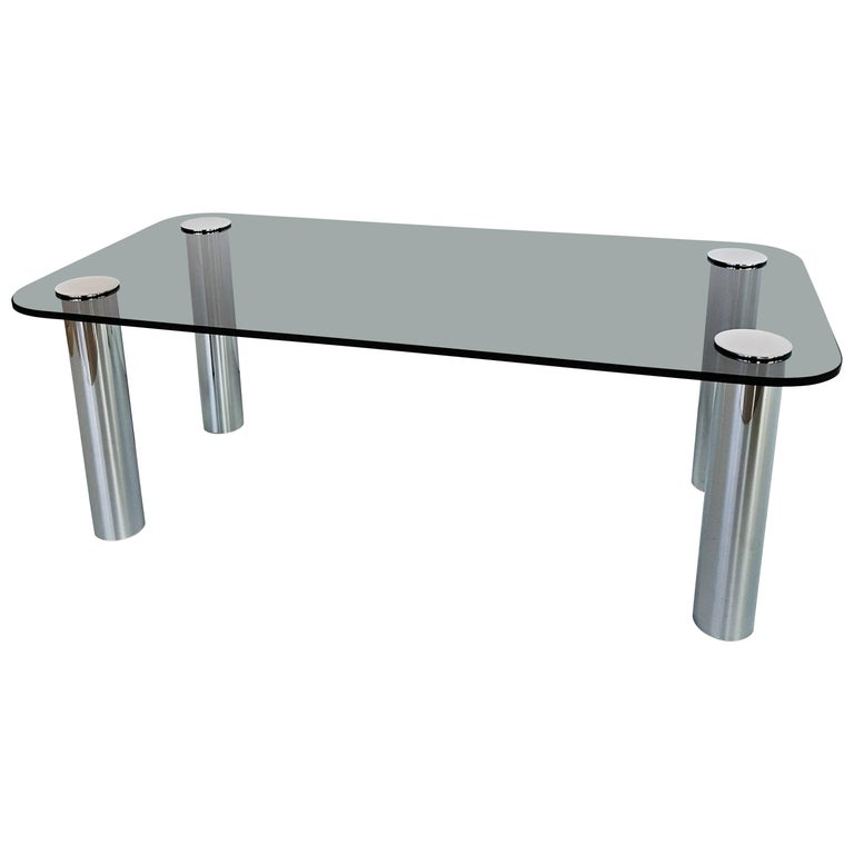 Coffee Table by Marco Zanuso for Zanotta, 1970s For Sale