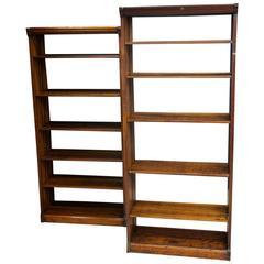 Open Library Bookshelves