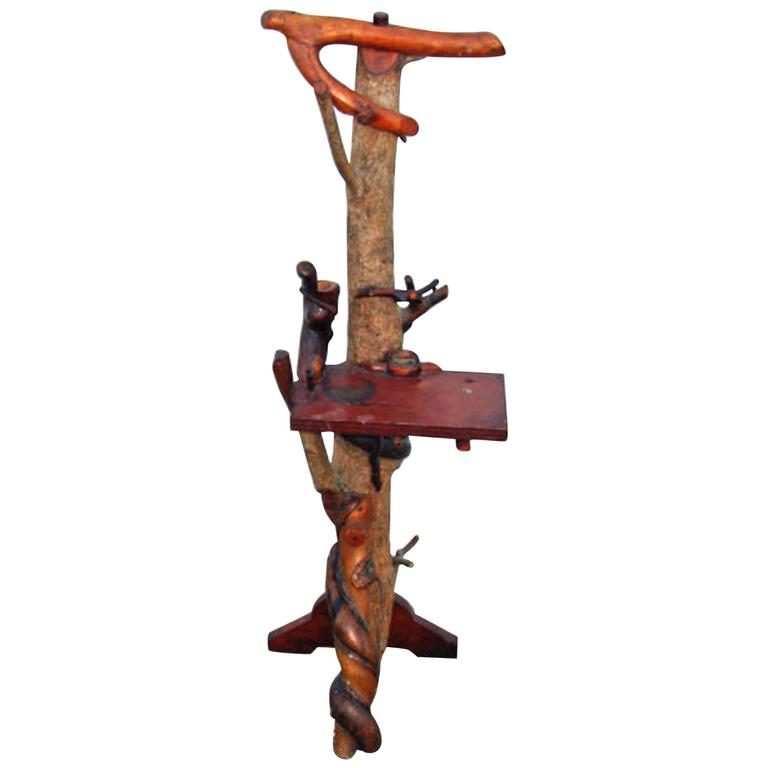 Folky Rustic Valet/Stand
