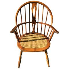 Early American Windsor Style Armchair