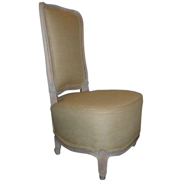 Maison Jansen Boudoir Childs or Doll Chair