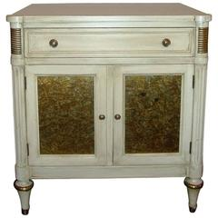 Fine Hollywood Regency Style Chest or Nightstand by Kindel Grand Rapids