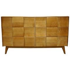 1950 Heywood Wakefield Kohinoor Six-Drawer Dresser