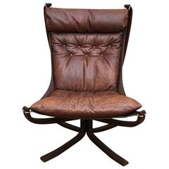 Sigurd Resell Falcon Lounge Chair