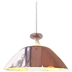 Paavo Tynell Copper Pendant Model K2-20