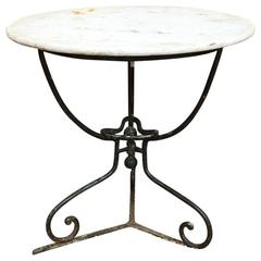 Rare French Garden Table