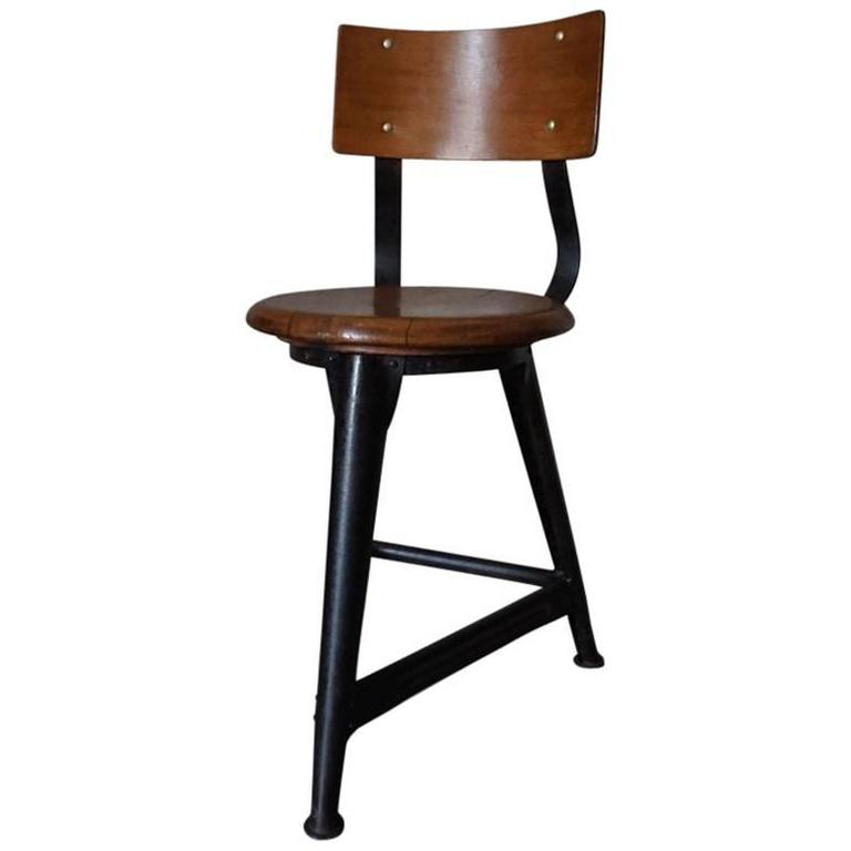 kitchen mansard dp com industrial amazon w stool quot black