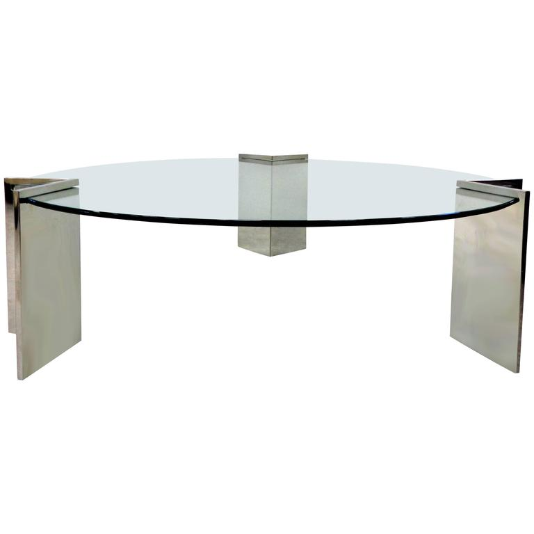 Mid Century Modern Leon Rosen Pace Collection Coffee Table At 1stdibs