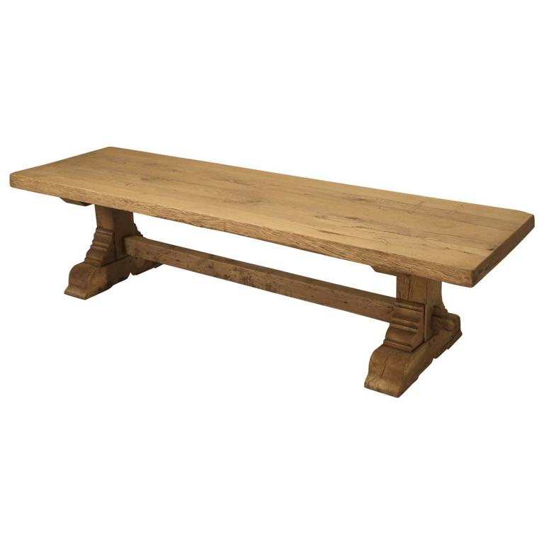 Farm Dining Table For Sale: Antique French Farm House Dining Table At 1stdibs