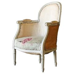 Vintage French Louis XVI Bergere, 1930
