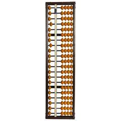 Large Vintage Wood Abacus