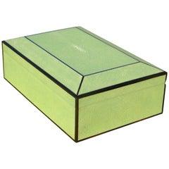 Shagreen Humidor Box