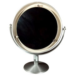 Large French Vanity Mirror, 1970s