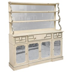 Painted Etagere Server
