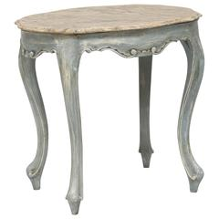 Painted Italian Accent Table