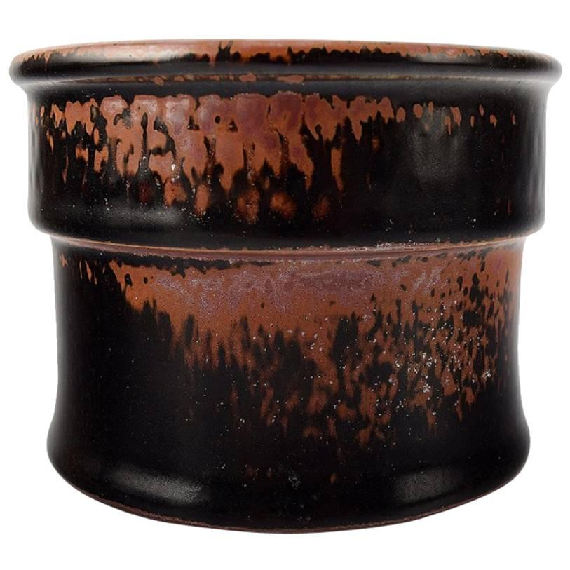 Stig Lindberg, Gustavsberg Studio, Ceramic Vase