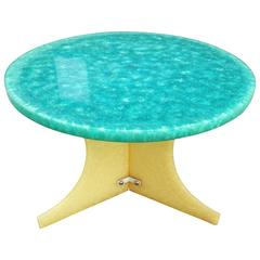 1970 French Resin Table