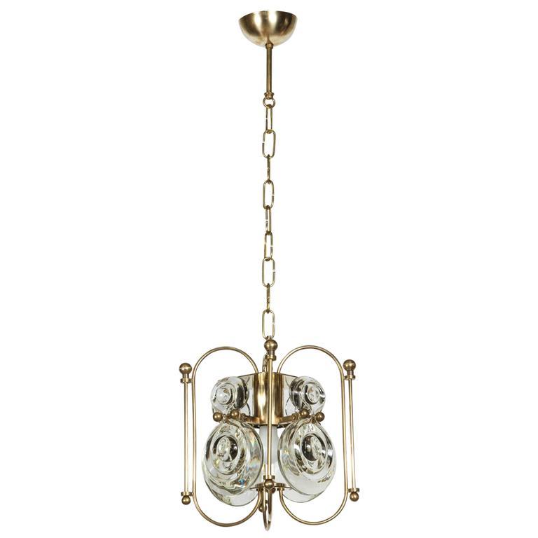 Gaetano Sciolari Lantern Style Pendant 1