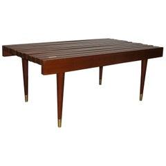 Herman Miller Style Danish Mid-Century Modern Coffee Table