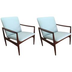 Pair of José Espinho Armchairs