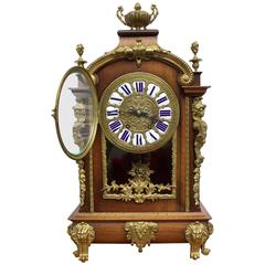 """19th Century Louis XIV Style French Cartel Clock """"a Poser"""""""