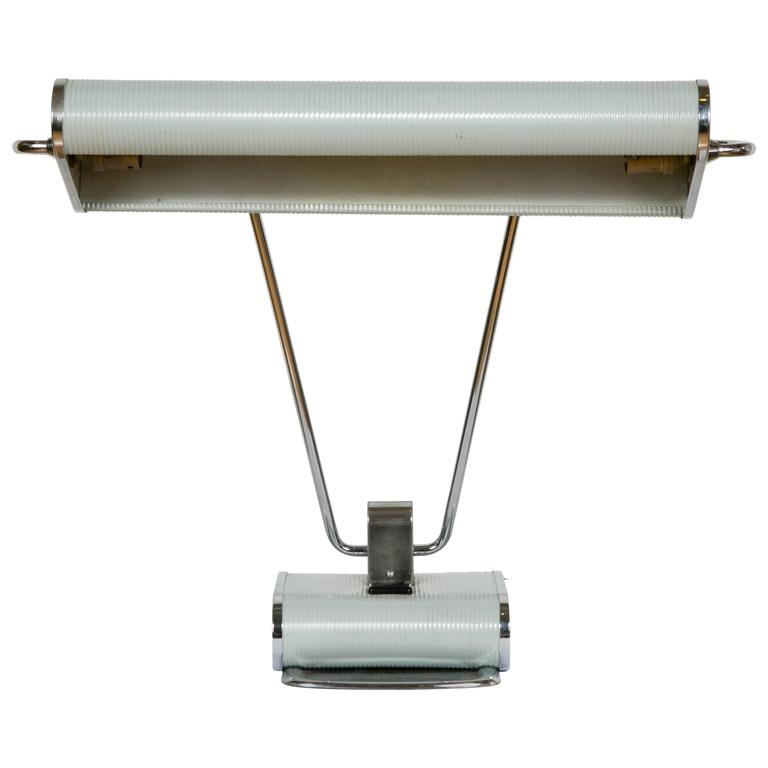 French Table Lamp by Jumo-Eileen Gray, France