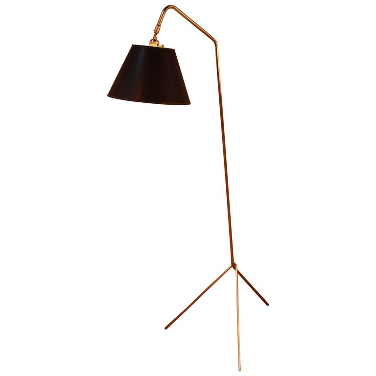 this mid century bronze floor lamp is no longer available. Black Bedroom Furniture Sets. Home Design Ideas