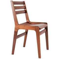 Asa Pingree Fenelon Dining Chair in Walnut, Oak, Ebonized Maple or Fog Gray Ash