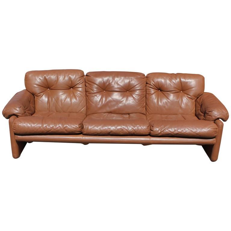 tobia scarpa for bampb italia coronado leather sofa bb italia furniture prices