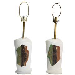 Pair of Marianna von Allesch Table Lamps