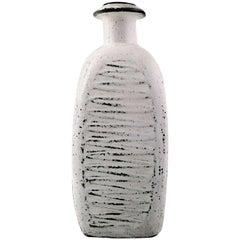 Kähler, HAK, Glazed Stoneware Vase, 1930s, Designed by Svend Hammershoi