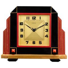 Art Deco Cartier Clock