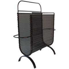 Magazine Holder by Mathieu Matégot for Artimeta in Excellent Condition, 1950s