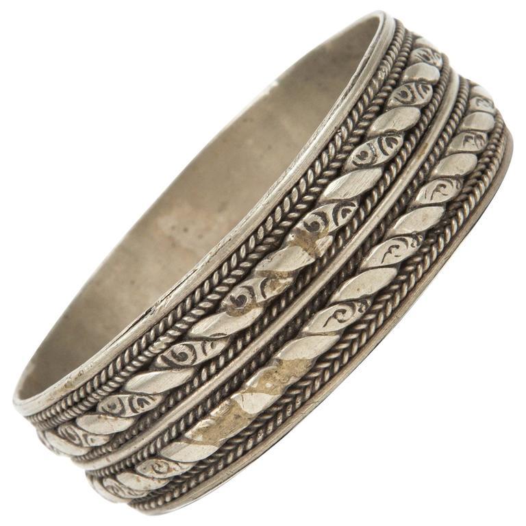 Moroccan Berber Tribal Bracelet