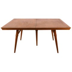 Large Russel Wright for Conant Ball Dining Table