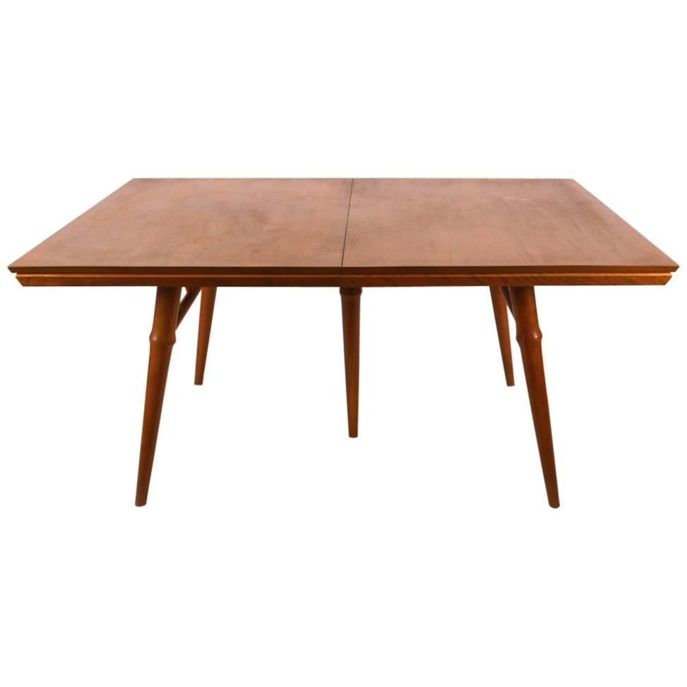 The Big Ball Coffee Table: Large Russel Wright For Conant Ball Dining Table For Sale