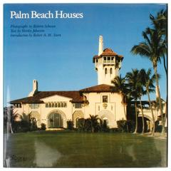 """""""Palm Beach Houses"""" Book by Shirley Johnston"""