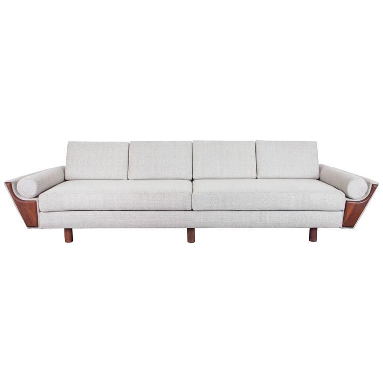 Elegant Models Of Contemporary Sofa Elegant Mid Century Modern Sofa At 1stdibs