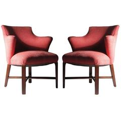 Syrie Maugham Armchairs - 4 Chairs available - Hollywood Regency