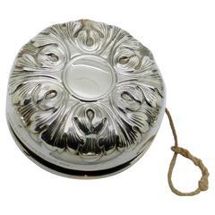 Sterling Silver Mid-Century Yo-Yo